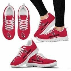 NCAA Ball State Cardinals Running Shoes