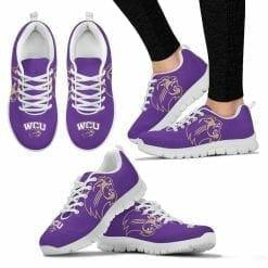 NCAA Western Carolina Catamounts Running Shoes