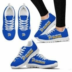 NCAA San Jose State Spartans Running Shoes