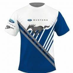 Ford Mustang 3D T-Shirt V2
