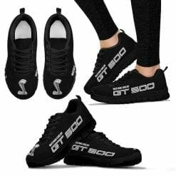 Shelby GT500 Running Shoes Black