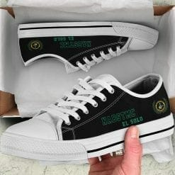 NABSTMC Low Top Shoes