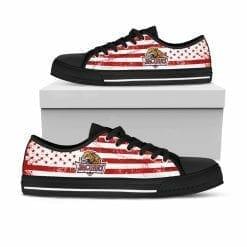 NCAA IUPUI Jaguars Low Top Shoes