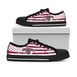 NCAA Lafayette College Leopards Low Top Shoes
