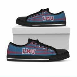 NCAA Loyola Marymount Lions Low Top Shoes