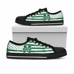 NCAA Manhattan Jaspers Low Top Shoes