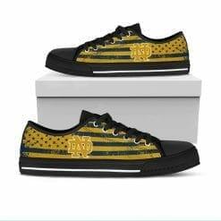 NCAA Notre Dame Fighting Irish Low Top Shoes