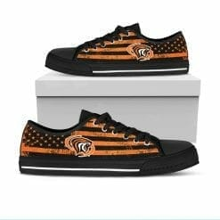 NCAA Pacific Tigers Low Top Shoes