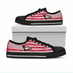 NCAA Polk State College Eagles Low Top Shoes