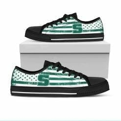 NCAA Slippery Rock Pride Low Top Shoes