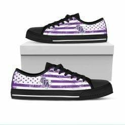 NCAA Stephen F Austin Lumberjacks Low Top Shoes