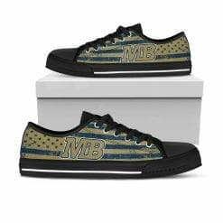 NCAA Cal State Monterey Bay Otters Low Top Shoes