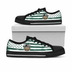 NCAA Cleveland State Vikings Low Top Shoes