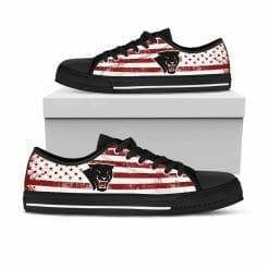 NCAA Florida Tech Panthers Low Top Shoes