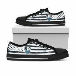 NCAA Gordon College Scots Low Top Shoes