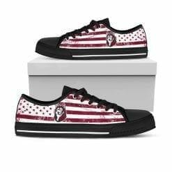NCAA Bloomsburg Huskies Low Top Shoes