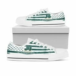 NCAA JU Dolphins Low Top Shoes