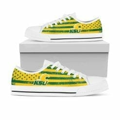 NCAA Kentucky State Thorobreds Low Top Shoes