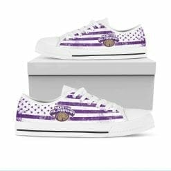 NCAA North Alabama Lions Low Top Shoes