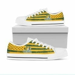 NCAA Northern Michigan Wildcats Low Top Shoes