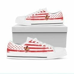 NCAA Otterbein College Cardinals Low Top Shoes