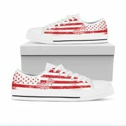 NCAA Pacific Boxers Low Top Shoes