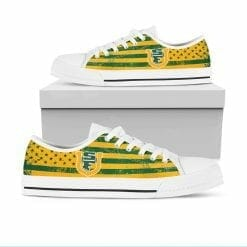 NCAA San Francisco Dons Low Top Shoes