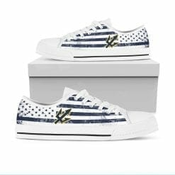 NCAA UC San Diego Tritons Low Top Shoes