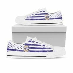 NCAA Carroll College Fighting Saints Low Top Shoes