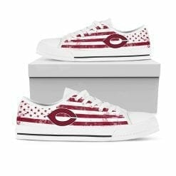 NCAA Chicago Maroons Low Top Shoes
