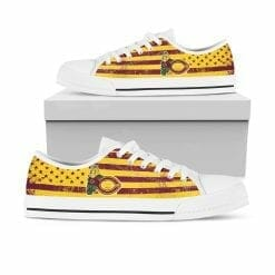 NCAA Concordia College Cobbers Low Top Shoes