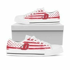 NCAA Dickinson College Red Devils Low Top Shoes