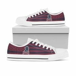 NCAA Fairleigh Dickinson Knights Low Top Shoes