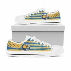 NCAA Fort Lewis College Skyhawks Low Top Shoes