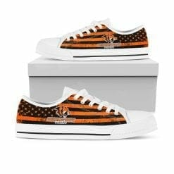 NCAA Georgetown College Tigers Low Top Shoes