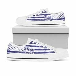 NCAA High Point Panthers Low Top Shoes