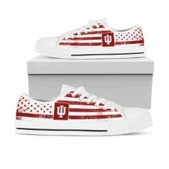 NCAA Indiana University Kokomo Low Top Shoes