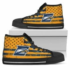 NCAA Emory Eagles High Top Shoes