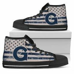 NCAA Georgetown Hoyas High Top Shoes