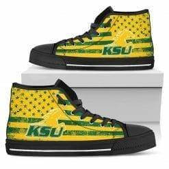 NCAA Kentucky State Thorobreds High Top Shoes