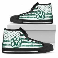 NCAA Northwest Missouri State Bearcats High Top Shoes