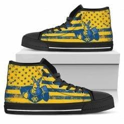 NCAA UMKC Kangaroos High Top Shoes