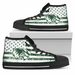 NCAA Utah Valley Wolverines High Top Shoes