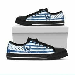 NCAA Westfield State Owls Low Top Shoes
