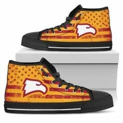 NCAA Winthrop Eagles High Top Shoes