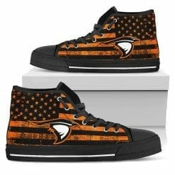 NCAA Anderson Ravens High Top Shoes