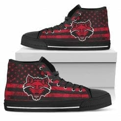NCAA Arkansas State Red Wolves High Top Shoes