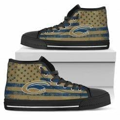 NCAA Clarion Golden Eagles High Top Shoes