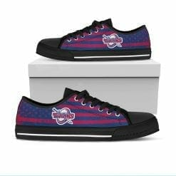 NCAA University of Detroit Mercy Titans Low Top Shoes