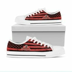 NCAA University of Houston-Victoria Jaguars Low Top Shoes